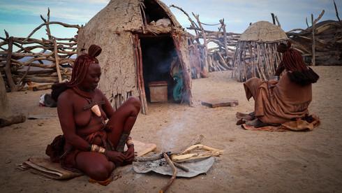 Himba Tribe, Purros, Damaraland