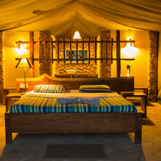 Our En-suit, Kibale Hotel, Kibale National Park, Uganda