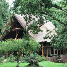 Kibale Hotel, Kibale National Park, Uganda