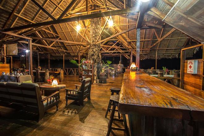 Amazon Rainforest Eco-lodge
