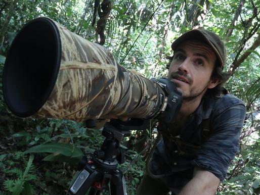 How we locate the Amazon wildlife in Peru!