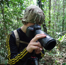 Getting close and personal to some of the gems hidden in the Amazon Rainforest, Tambopata, Peru