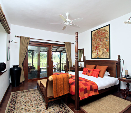 Luxurious rooms to ensure a comfortable stay at Bandhavgarh during your Tiger photo safari, India