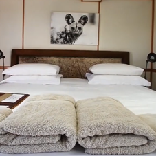 Luxury accomoddation to a high standard during your stay with us.