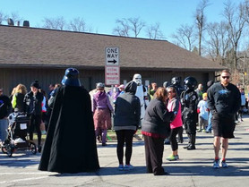 Come to the 5K Fun Run/Walk for Autism on Saturday, April 27, 2019!