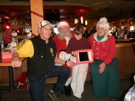 Annual Breakfast With Santa To Benefit Children With Autism