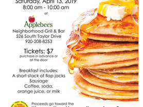 Pancake Breakfast with the Easter Bunny - to support Children with Autism