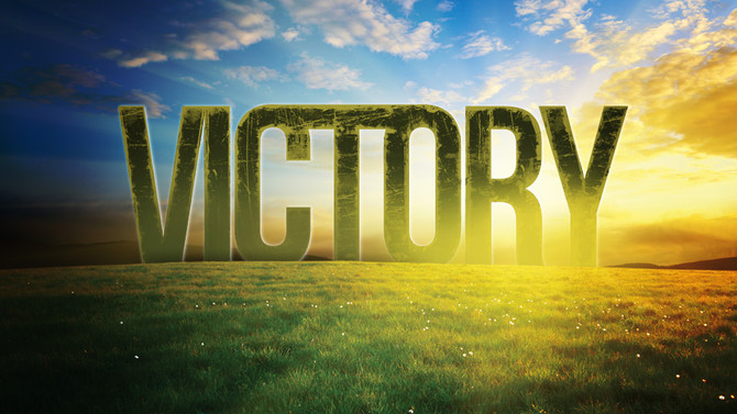 This Weeks Lesson's for Receiving Victory Over Disease