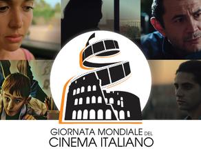 La seconda Giornata mondiale del Cinema italiano rilancia i nostri talenti