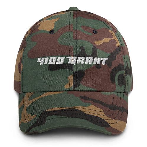 4100 Grant Dad Hat