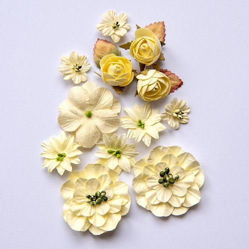 49 and Market-Country Blooms-Cream-Item #CB88459