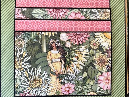 Garden Goddess Mini Album