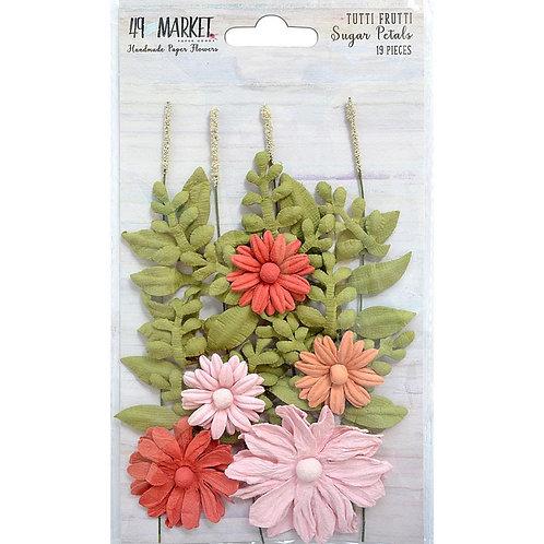 49 and Market-Sugar Petals-Tutti Frutti-Item #SPF32365