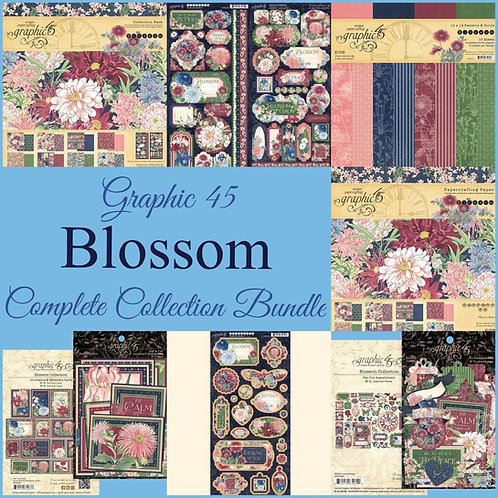 Graphic 45 - Blossom - Complete Collection Bundle