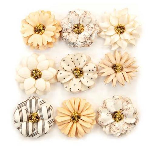 Prima - Pretty Pale Flowers - Sweet Species