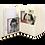 Thumbnail: Graphic 45-Rectangular Tag & Pocket Album-Ivory