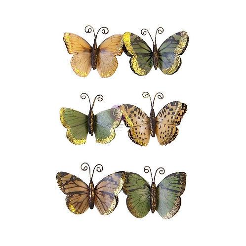 Prima - Diamond Collection - Butterflies