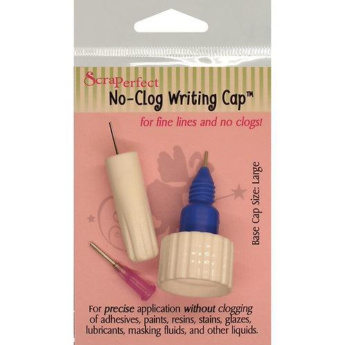 ScraPerfect No-Clog Writing Cap - Base Cap Size: Large