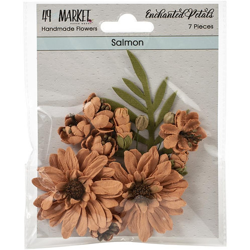 49 and Market-Enchanted Petals-Salmon Item #EP89050