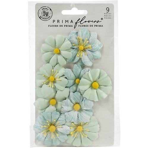Prima - Choppy Waves/Surfboard - Mulberry Paper Flowers