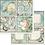 Thumbnail: Azulejos De Sueno by Stamperia-12x12 Paper Pad-Item #SBBL55