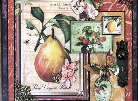 Graphic 45 Fruit & Flora