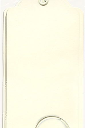 Graphic 45-Large Tags—Ivory-Item #4500849