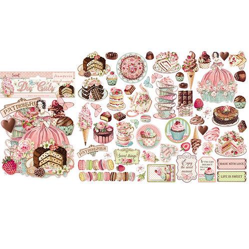 Stamperia - Sweety Die Cuts - Item #DFLDC20