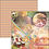 Thumbnail: Seventies by Ciao Bella-24 Double-Sided 6x6 Sheets-CBQ030