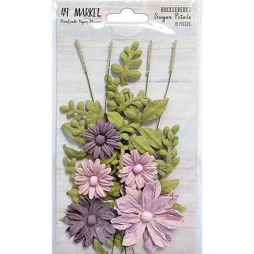 49 and Market-Sugar Petals-Huckleberry
