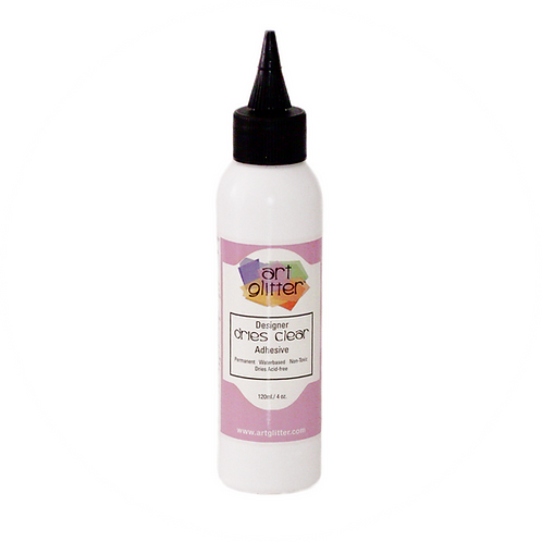 Art Glitter Dries Clear Glue - 4 oz.