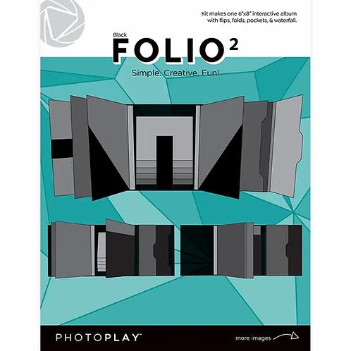 PhotoPlay - Maker Series - Folio 2 - Black