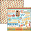 Thumbnail: Summer Tales by Ciao Bella-12-12x12 Double-Sided Papers-CBPM022