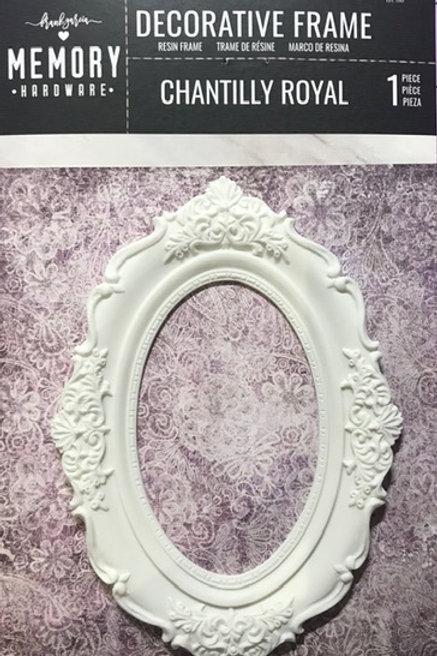 Prima - Memory Hardware - Resin Frame - Chantilly Royal