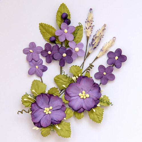 49 and Market-Wildflowers-Violet