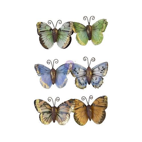 Prima - Nature Lover - Majestic Flight - Butterflies