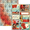 Thumbnail: Tango by Ciao Bella-9 Double-Side Papers in the A4 Format-CBCL029
