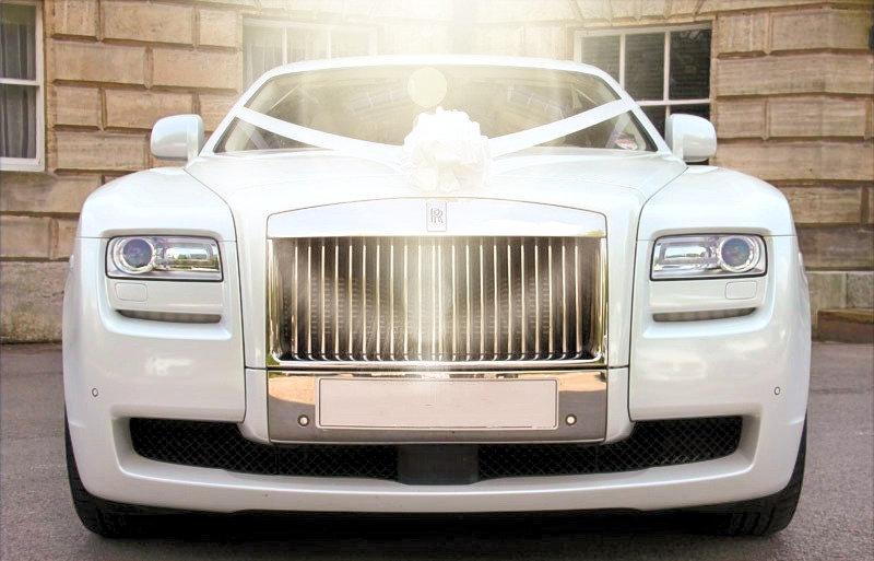 Wedding Drop Off Chauffeuring Service