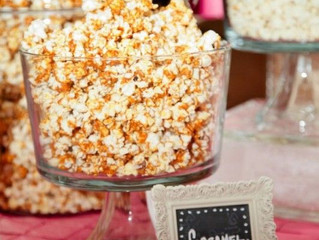 Summer Party - Popcorn Snack Bar