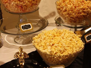 Oscar Party - TV Awards Show Parties - Popcorn Snack Bar