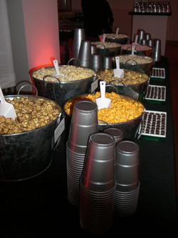 Popcorn Bar by Lasting Impressions by Amy