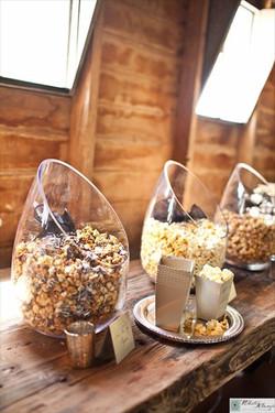 wedding popcorn bar 26