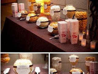 Nice Popcorn Snack Bar!