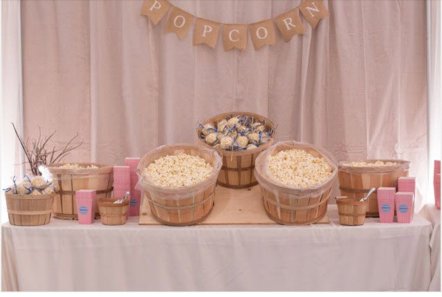 wedding popcorn bar 24