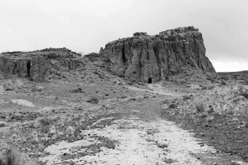 Desert Elopement Location along Route 66 provides the ultimate desert location for an elopement.