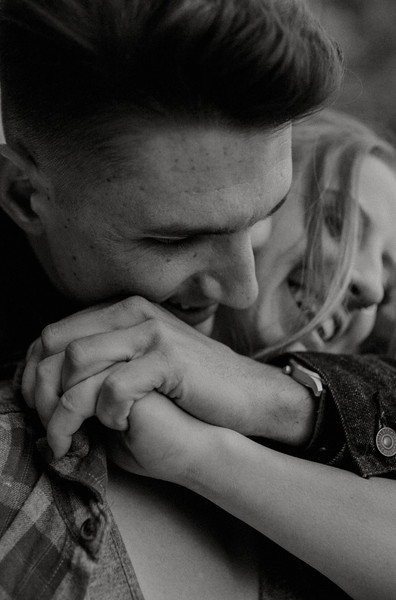 Hand holding is a sweet detail creating amazing moments
