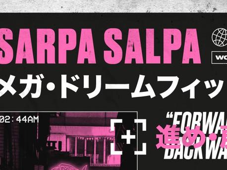 Sarpa Salpa - Forwards Backwards