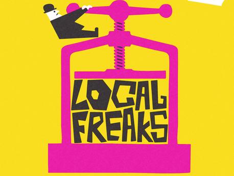 Sugarmen - Local Freaks