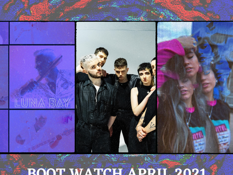 BOOT WATCH - April 2021