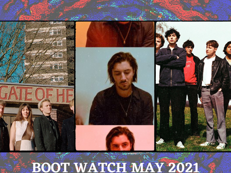 BOOT WATCH - May 2021